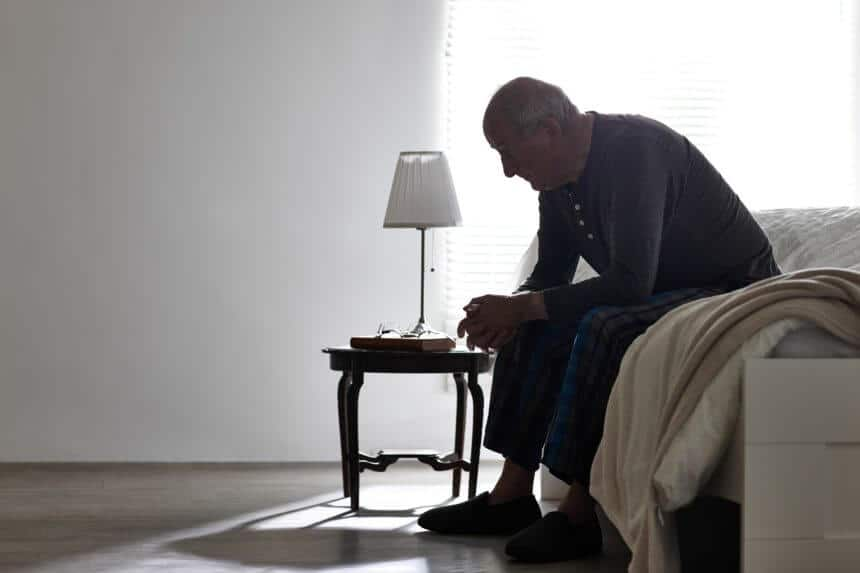 The Link Between Dementia And Psychosis Is Promised By A Drug