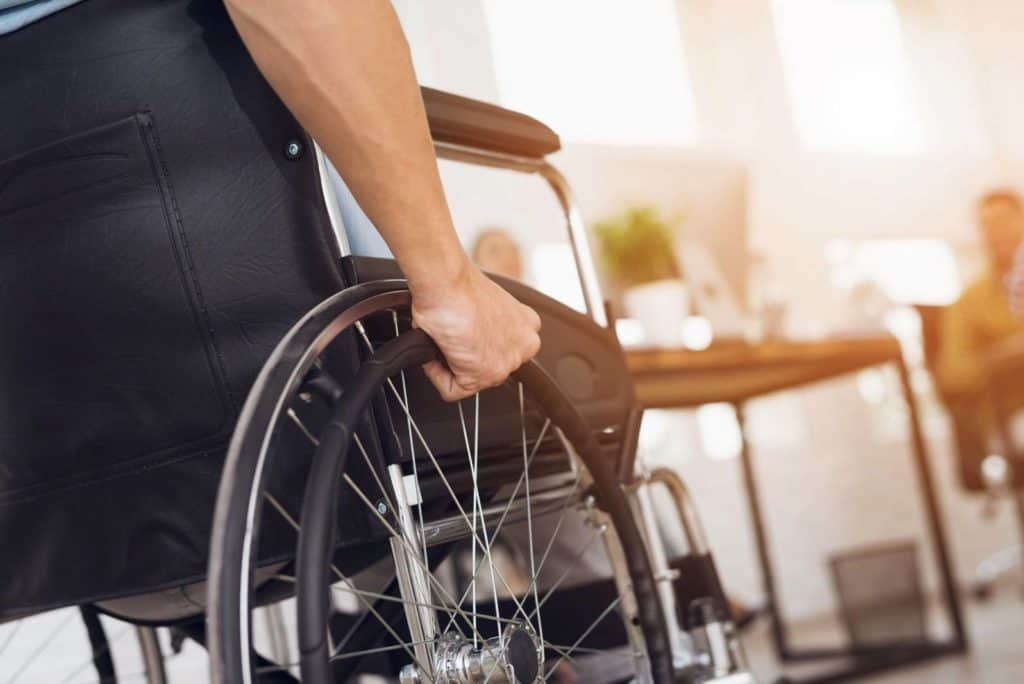 Those Who Use Wheelchairs With Injuries Needed Repair In The Past Six Months