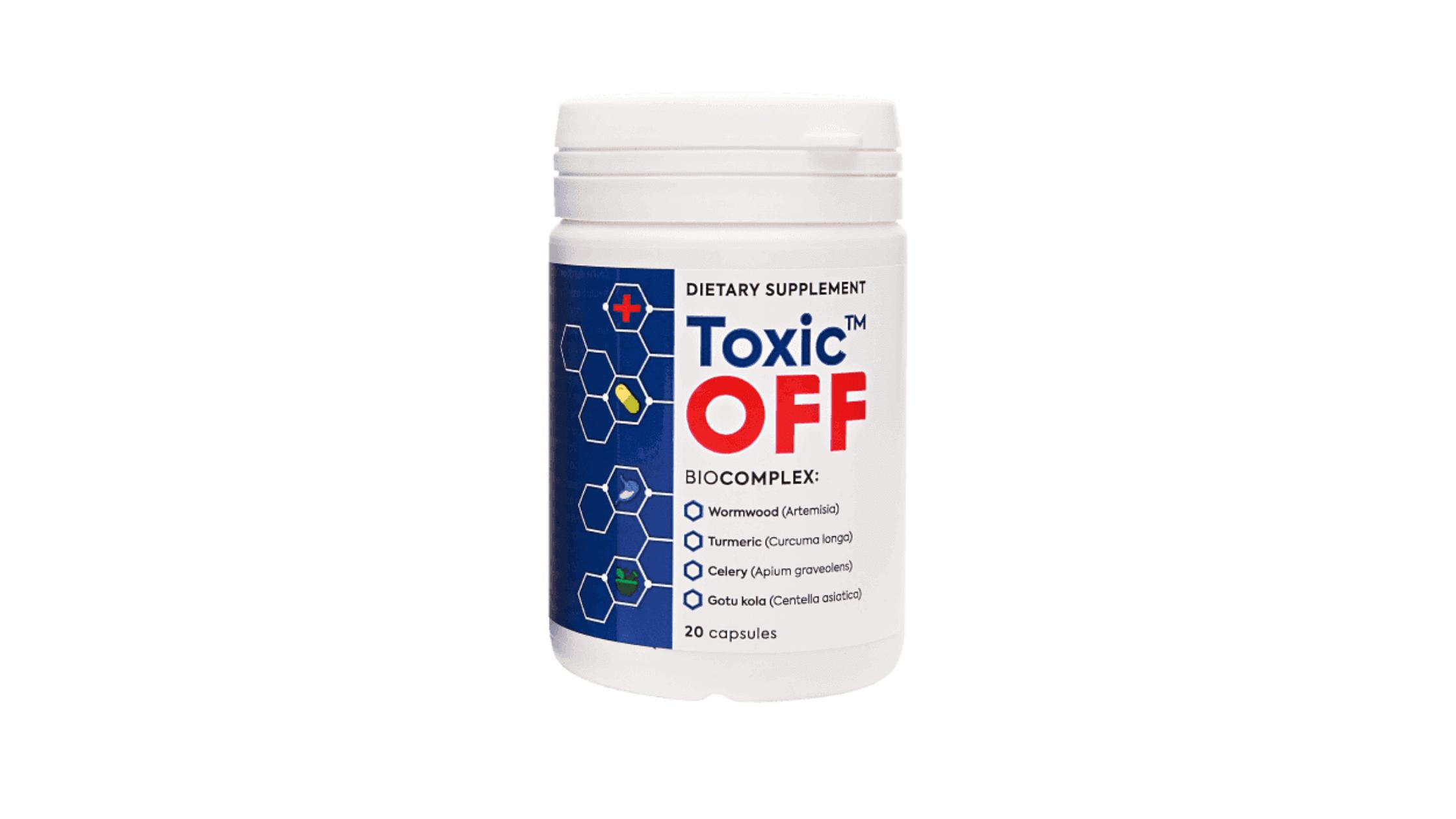 Toxic OFF Reviews