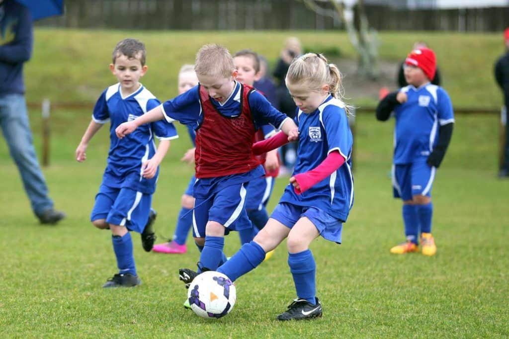 When Do Young Soccer Players Risk Head Injuries?