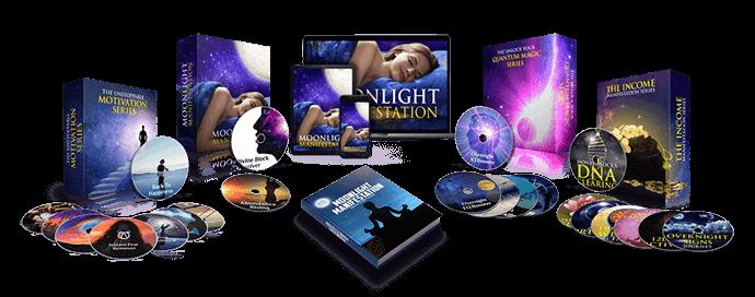 Moonlight Manifestation Sweet dreams listening app