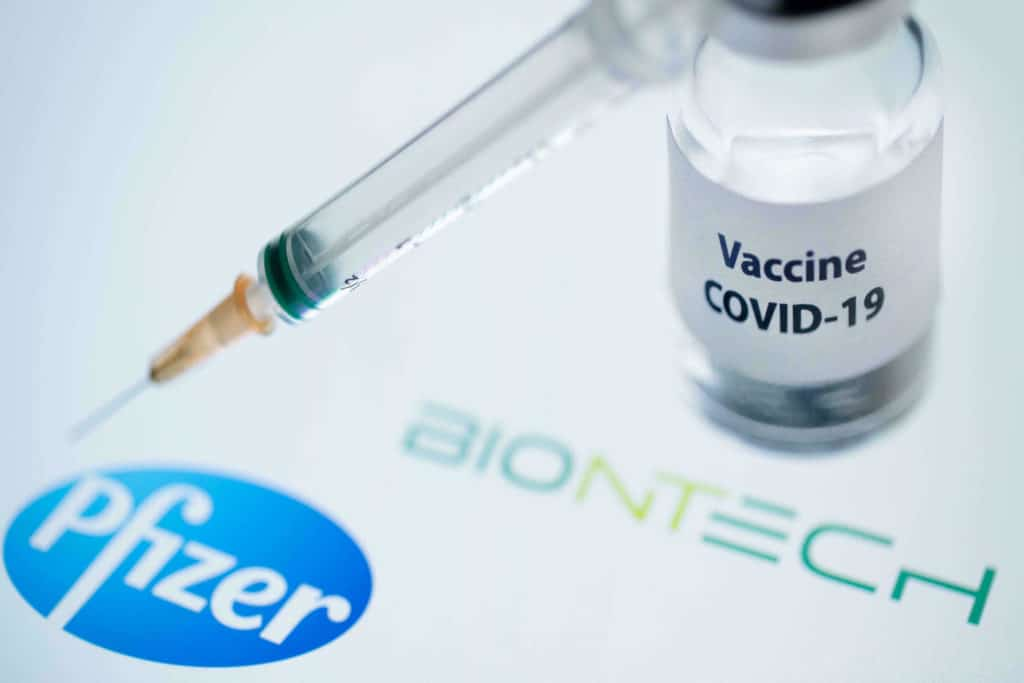 """Full FDA Approval Of The Pfizer/BioNTech Covid-19 Vaccine Is """"Imminent"""""""