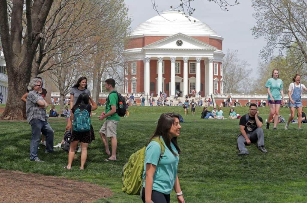 UVA Disenrolls Unvaccinated Students; UNC Sees Second Spike