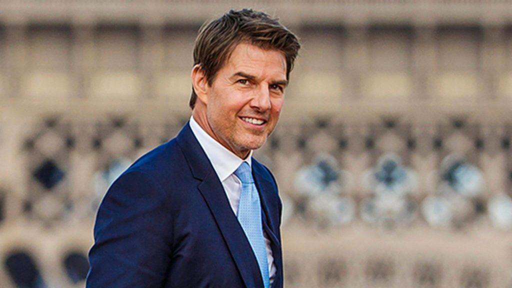 A Deepfake Tom Cruise Pops Up On TikTok