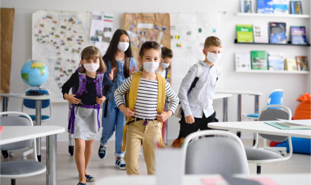 Assess Children's Mental Health As School Times Begin Again