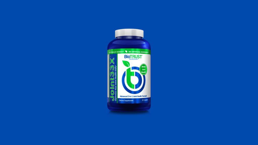 BioTrust 33X Supplement