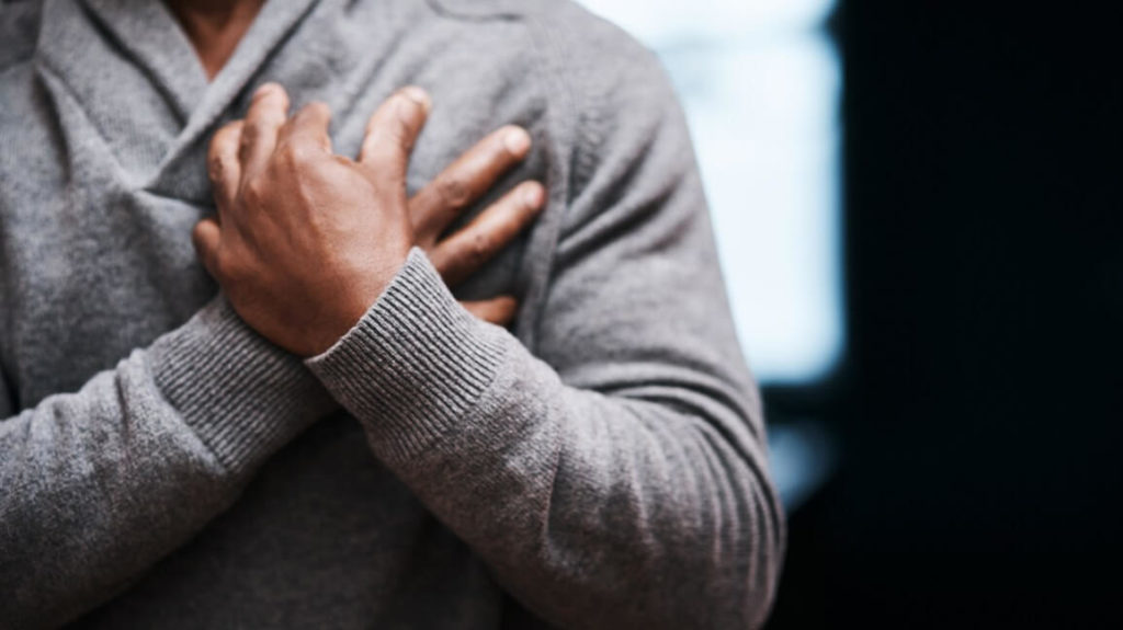 Childhood Trauma Linked To Heart Problems In Black Adults