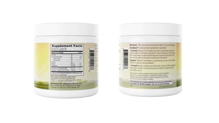 CircuBoost Supplement