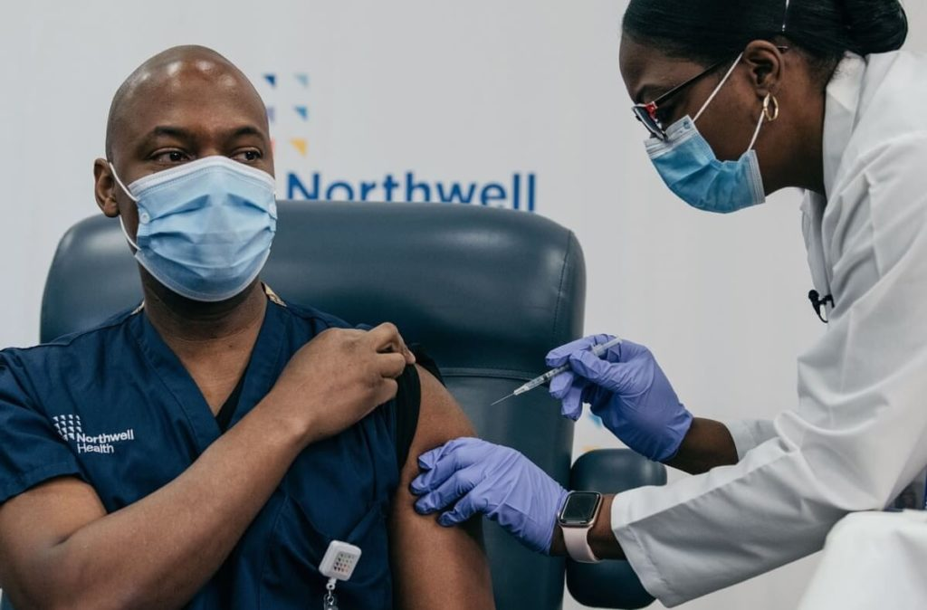 Companies Demand A Vaccination Need For Frontline Workers