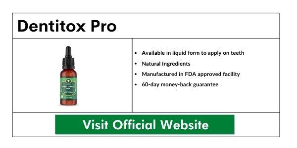 Dentitox Pro Final Verdict
