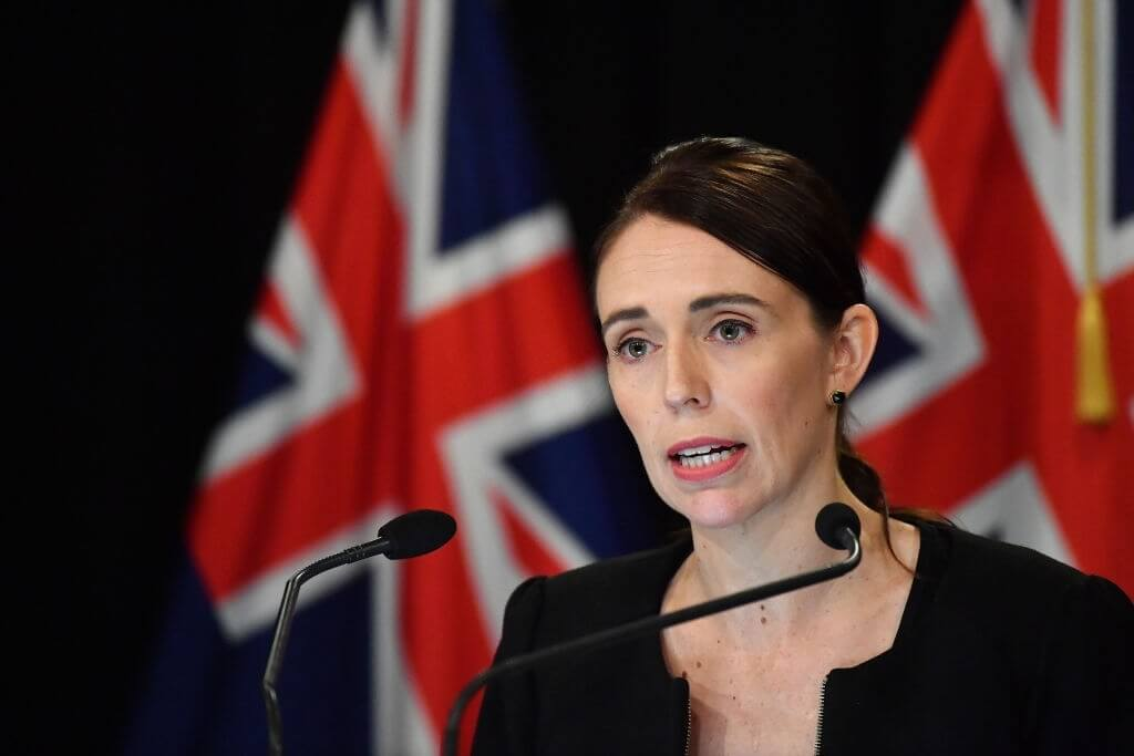 New Zealand PM Ardern Orders Nationwide Lockdown Over One Covid-19 Case