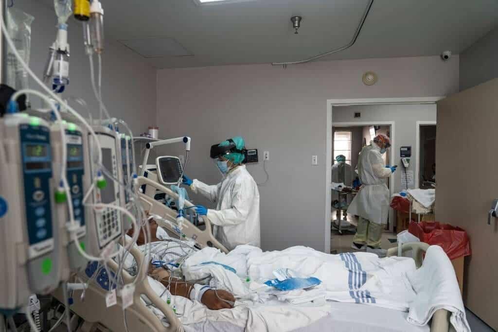 Oregon Continues To Report Record COVID-19 Hospitalizations