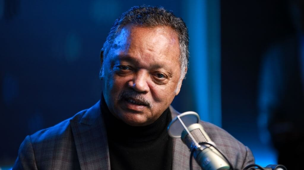 Rev. Jesse Jackson Admitted To The Hospital
