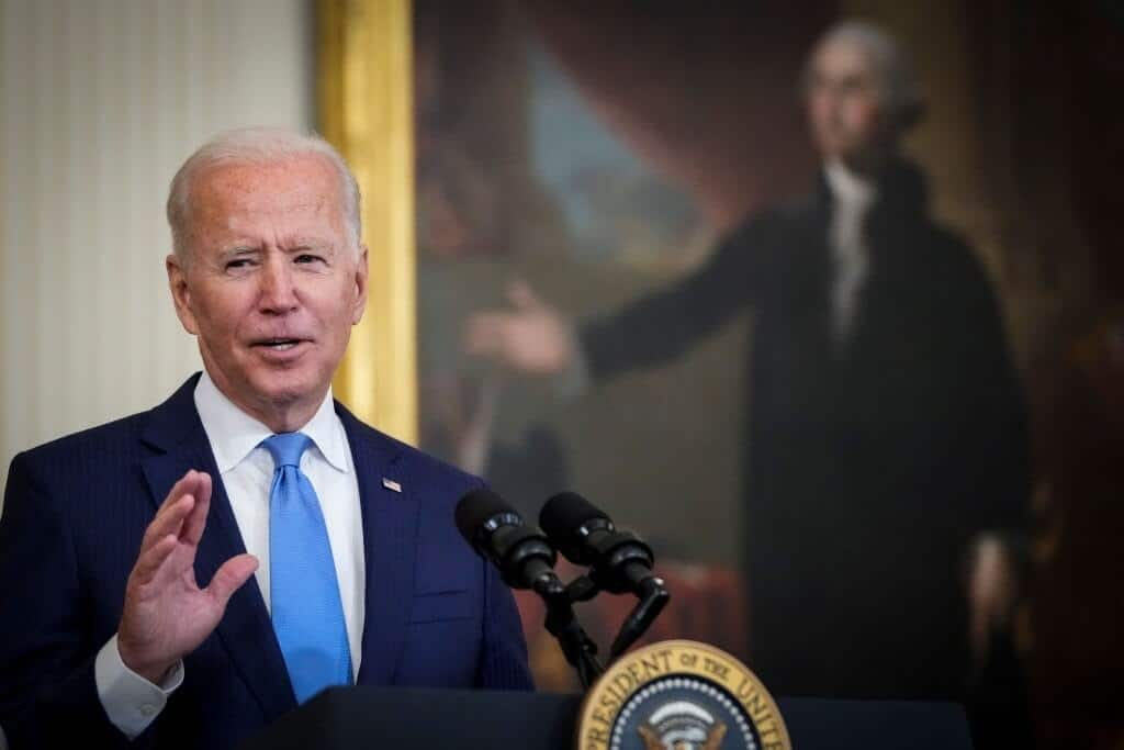 An AP-NORC Poll Finds Biden's Support Slipping Amid COVID Cases
