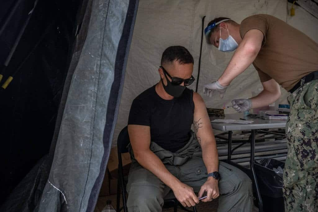 Pentagon Is Set To Vaccinate The Military Service Members
