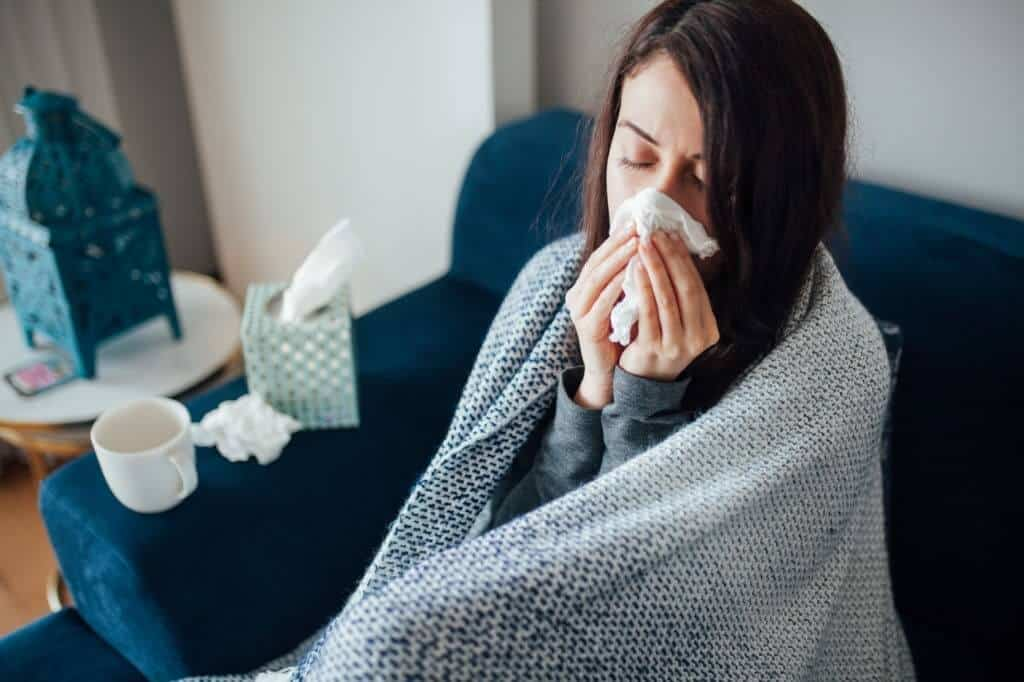 A Bad Flu Season May Pair Up With Covid-19 This Winter