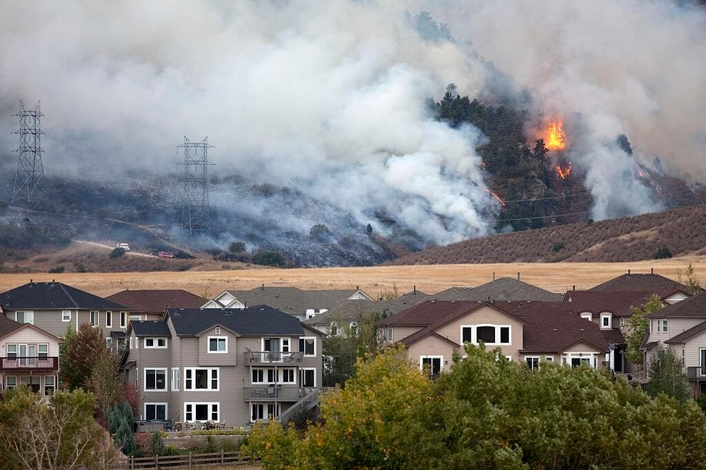 Many People Left Exposed To Wildfire Smoke Due To Gaps In Reporting
