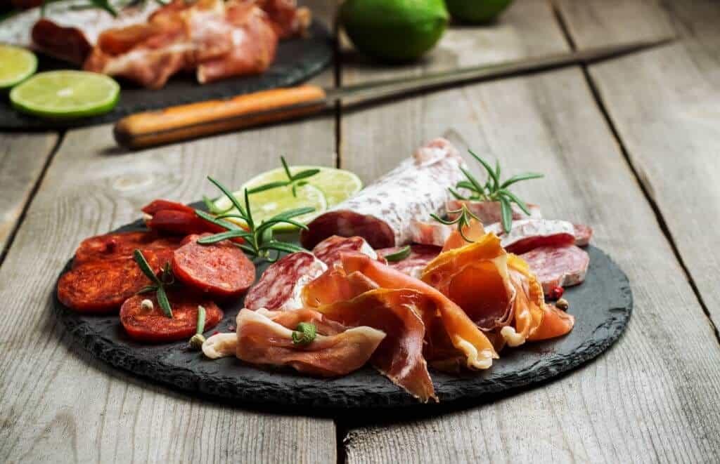 Deli Meat causing Salmonella Sickness