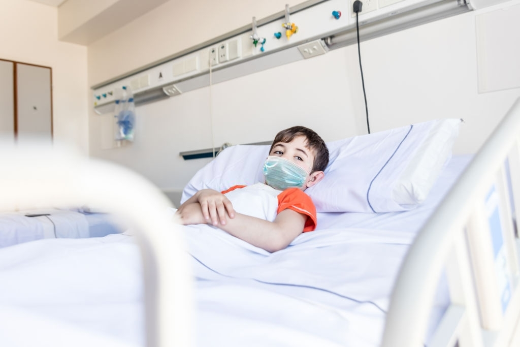 Covid-19 Cases In The US Are On The Rise Among Children.