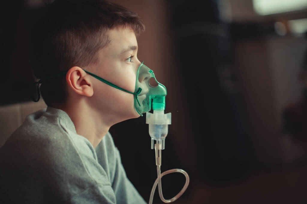 Aside From Covid-19, Other Types Of Respiratory Infections Are Crowding Up Pediatric Rooms