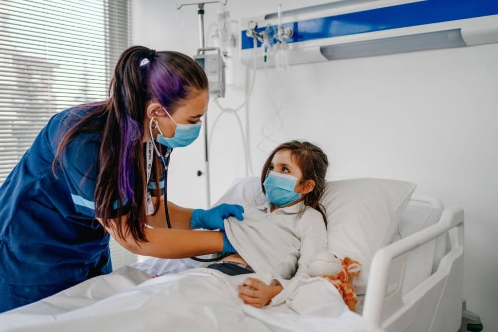 Hospitals Overburdened, The Rising Toll On Children