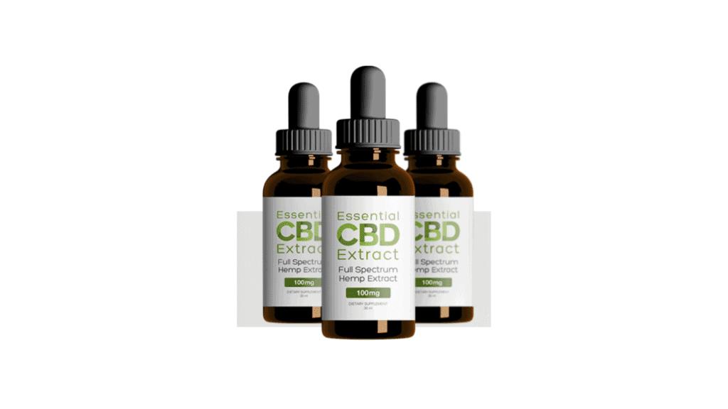 Essential CBD Extract Supplement