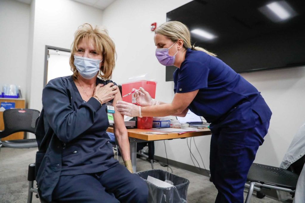 European Union Catches Up With The US In Vaccination