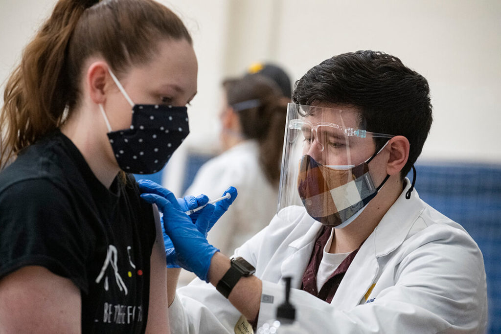 Even with a High Rate of Vaccination, Delta Variant Forces Texas to Fight to Get the Shot in Everyone's Arms
