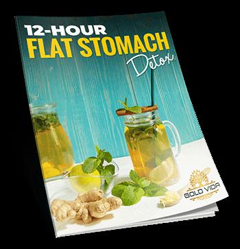 MetaboFix Supplement Bonus 2: 12-Hour Flat Stomach Detox