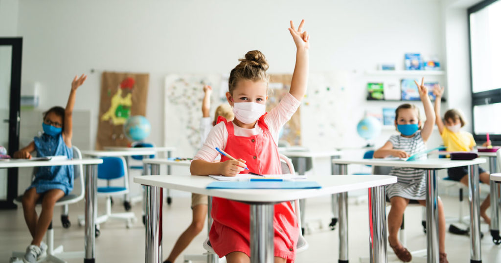 Is It The cold Or The Covid-19? What You Need To know As School Begins If Your Child Has Covid-19