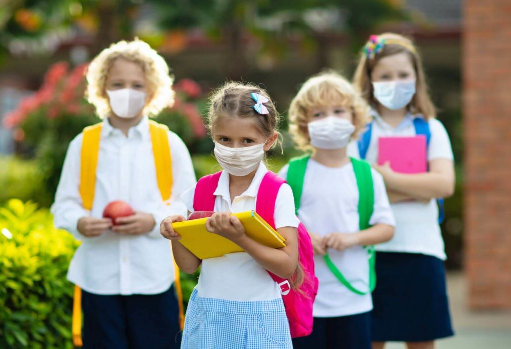Keeping children safe from the coronavirus delta variant; few things to know and consider
