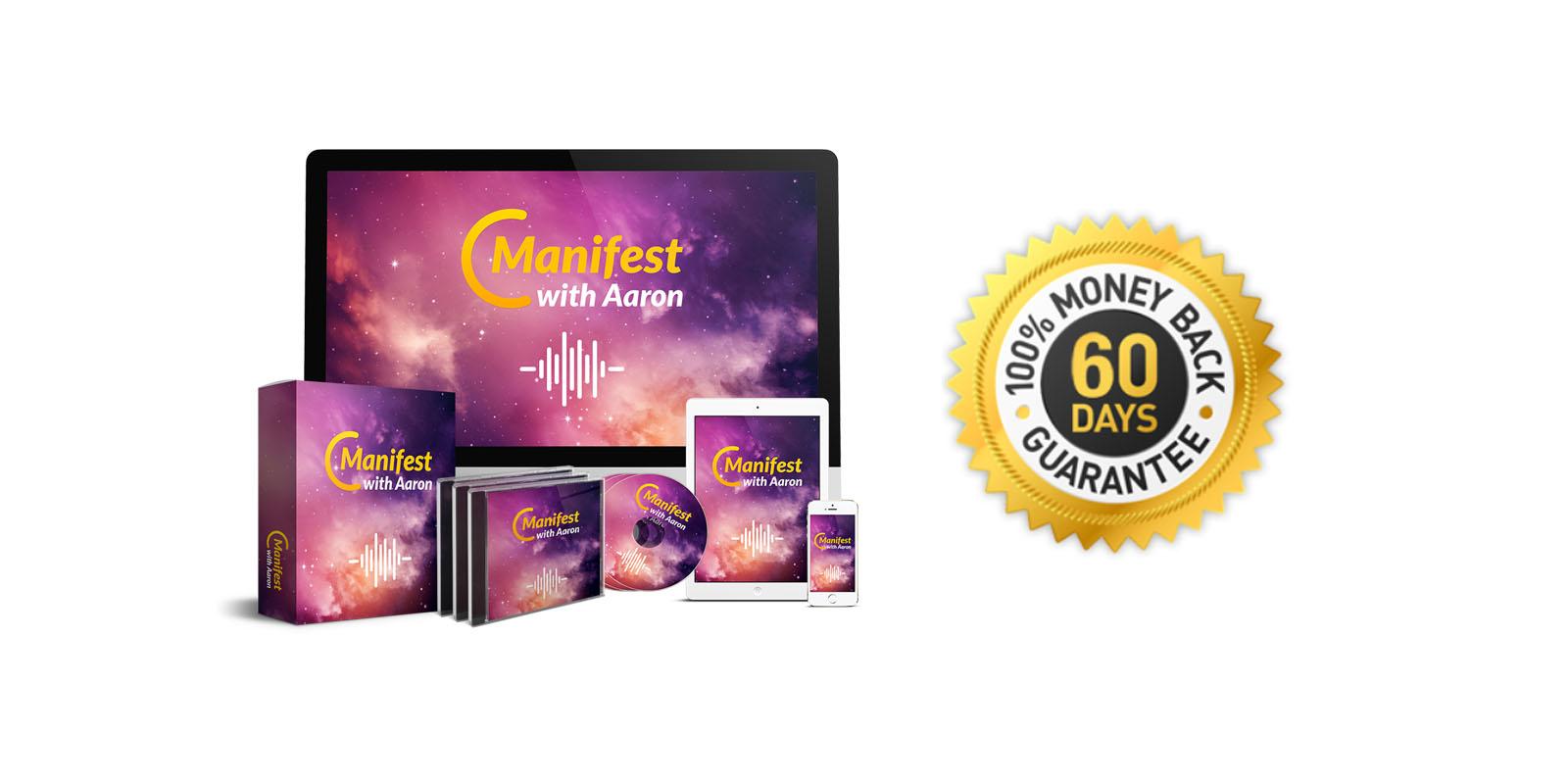 Manifest With Aaron Program