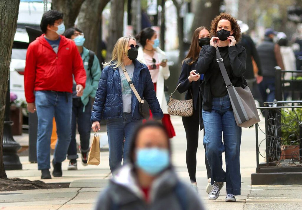 Mask Recommendations And Mask Mandates Are Different, Say, Experts