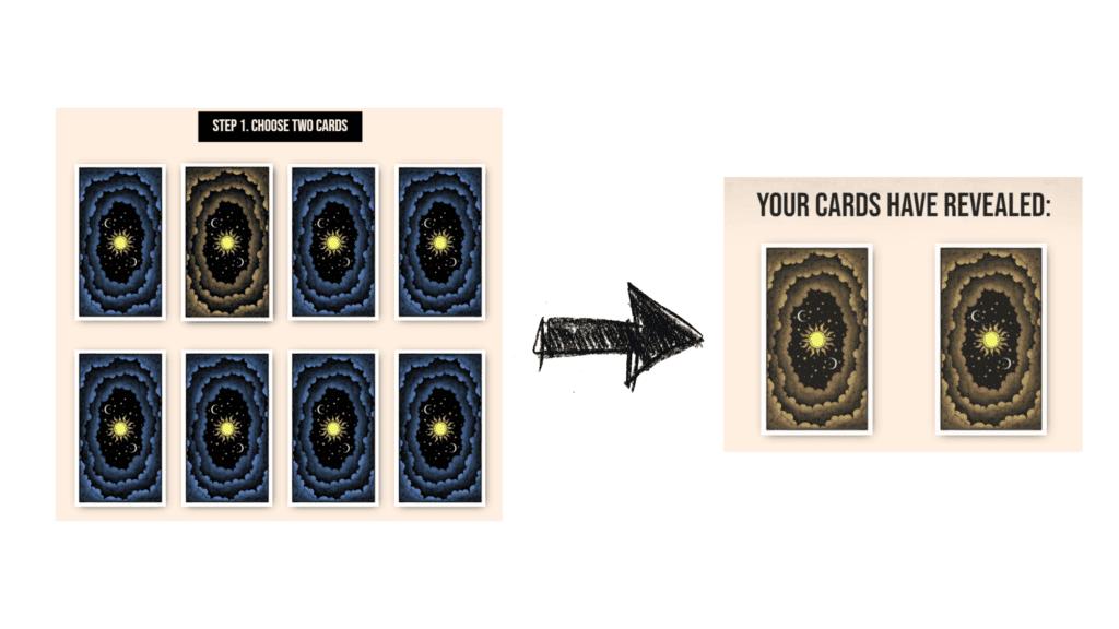 Master Li's Tarot Card Reading - 5 More card To choose