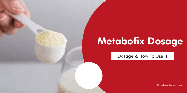 Metabofix Dosage & side effects