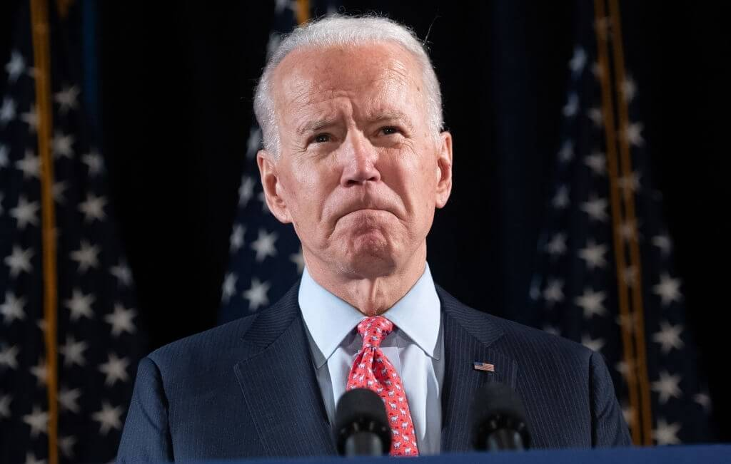 Rise In Covid Cases Yet Again Overshadow's Biden's Achievement