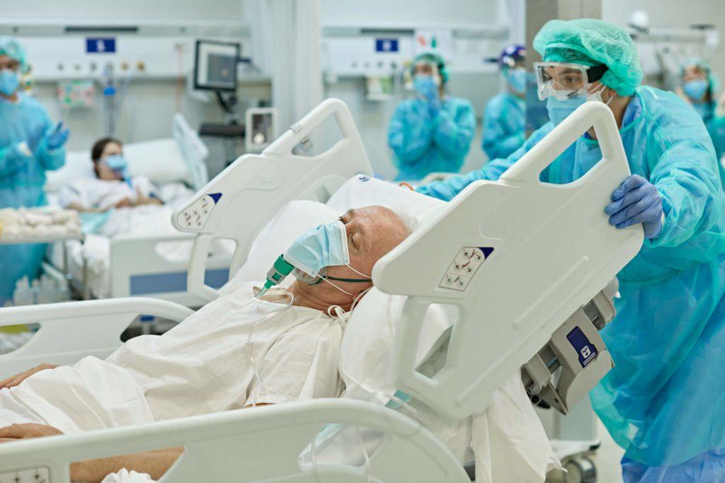 Single-Day COVID 19 Hospitalizations Reach Record High In Arkansas,