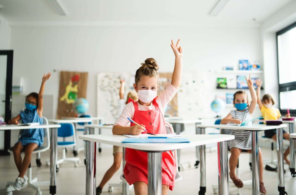 The Covid-19 Virus Can Affect Children. These Are The Reasons Why Doctors Say They Should Be Protected