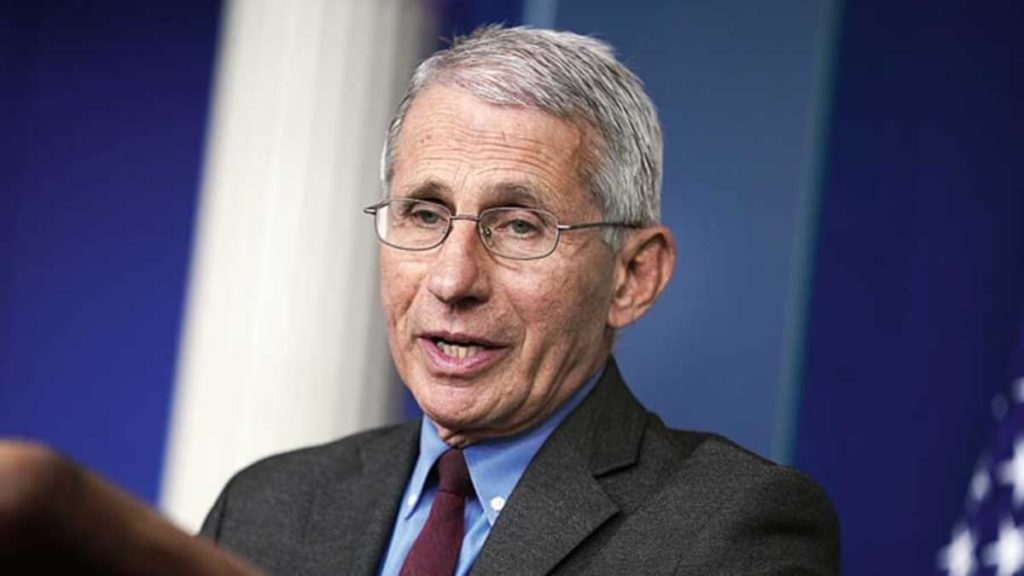 The Fauci Foundation Endorses Vaccination Requirements For Teachers