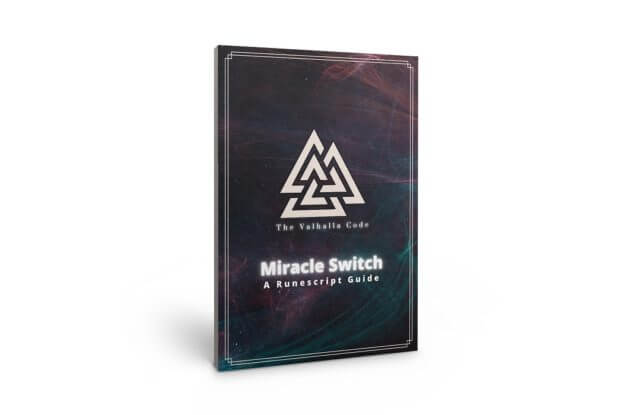 The Valhalla Code Bonus#2-Miracle Switch