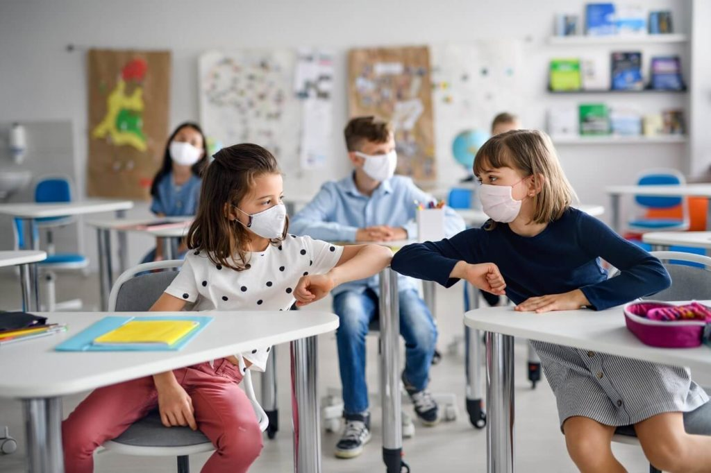 This Is The Most Dangerous Time Of The Pandemic Among Children, Say, Experts