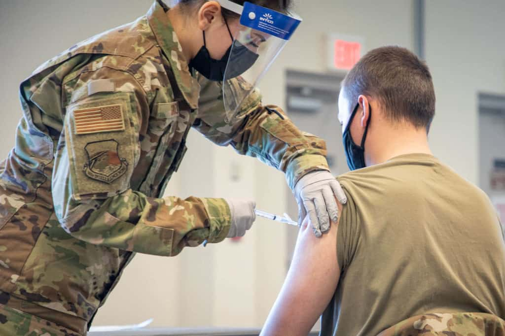 Vaccine Mandates To Be Introduced For The Military Soon