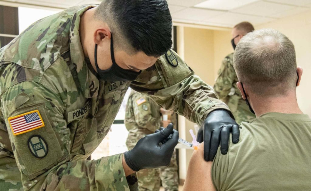 Vaccines For The Military And The Legal Ramifications Of Opposing It
