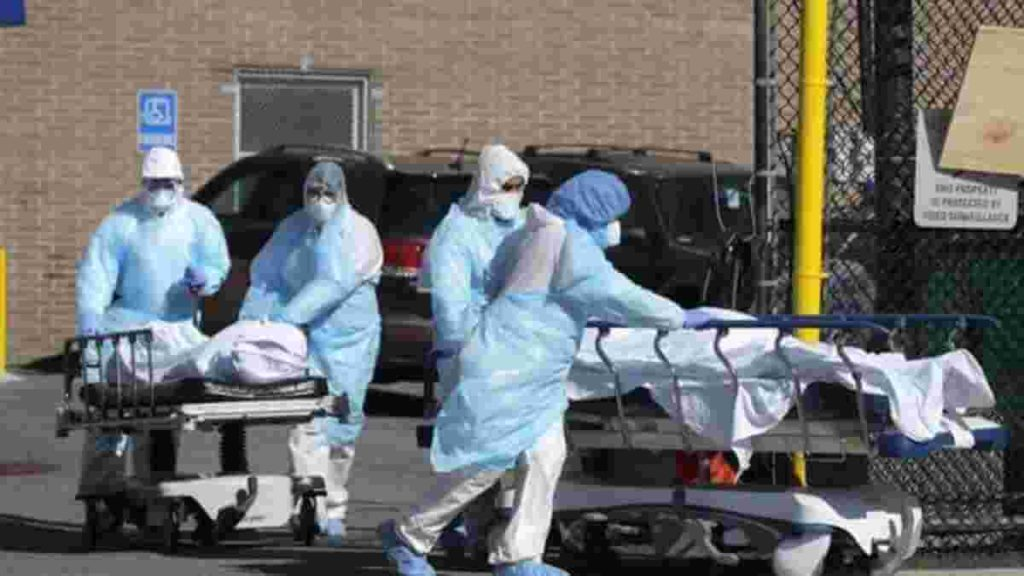 Alabama Official Says Bodies Can't Be Buried Due To Covid-19 Deaths Rising