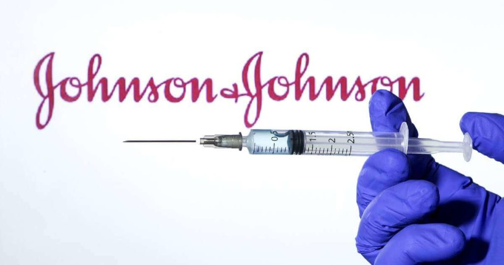 Johnson And Johnson COVID-19 Vaccine May Boost Your Antibody Levels