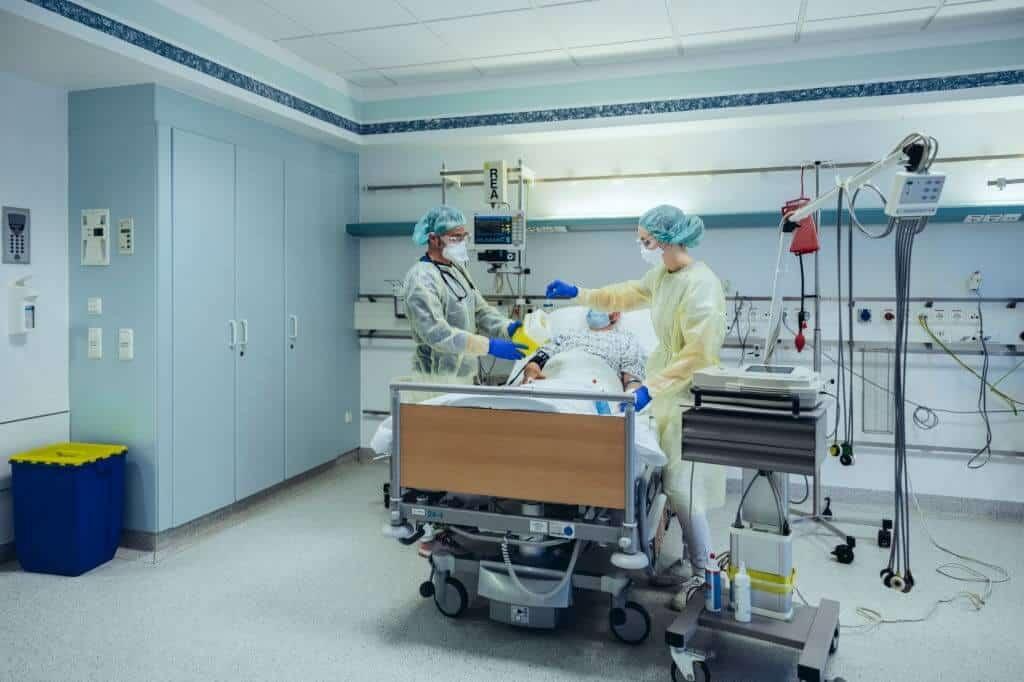 A Large Alaskan Hospital Begins To Ration Treatment
