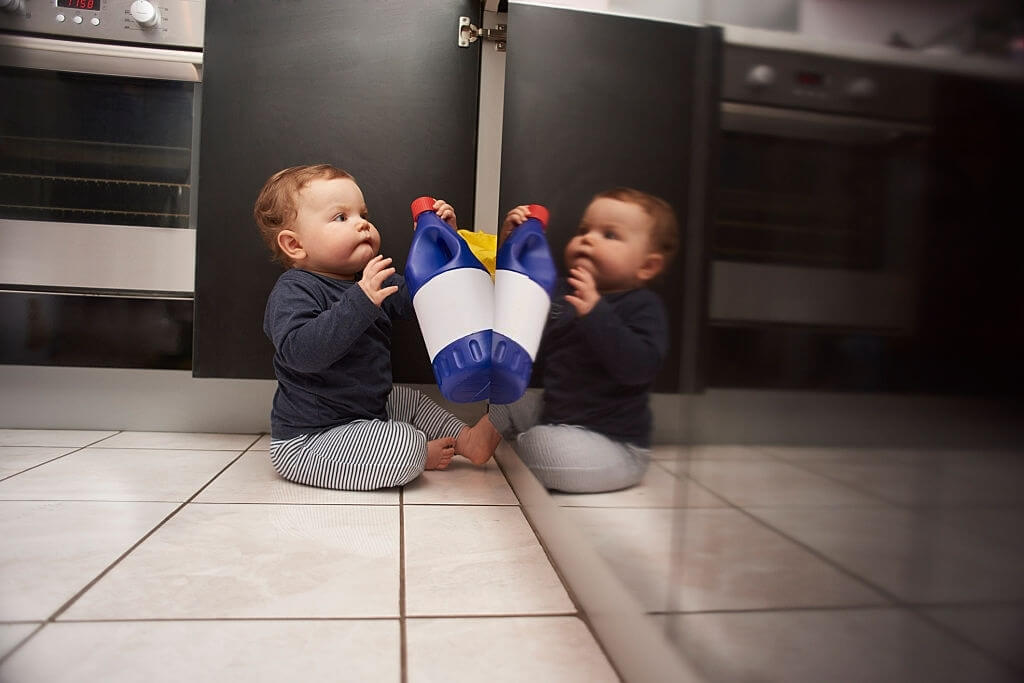Accidental Poisonings Among Children Are On The Rise