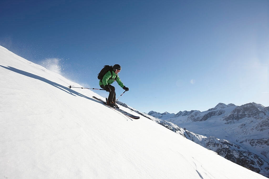 According To New Research, Skiers May Be At Reduced Risk For Anxiety