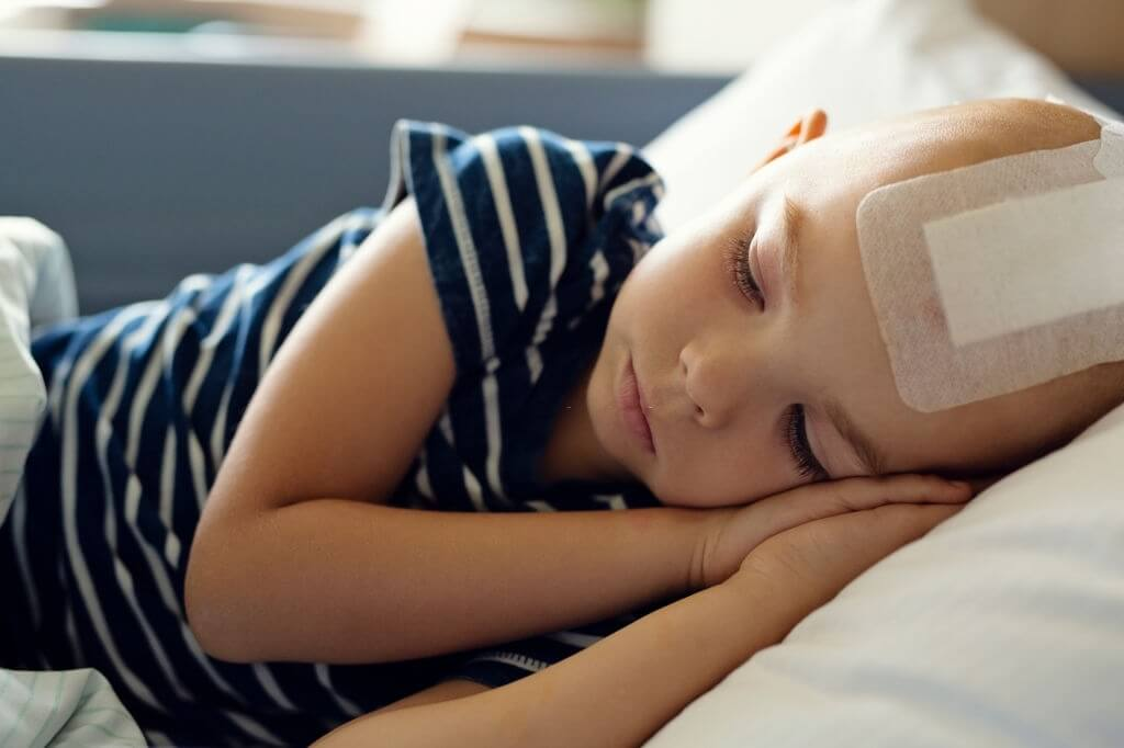 All Parents Should Be 'Outraged' By The Battle Against Juvenile Brain Cancer
