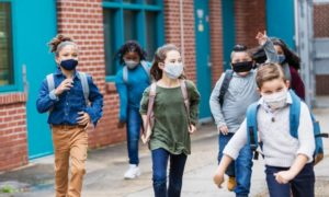 Children Are Carrying A Pandemic Of Worry To School With Them